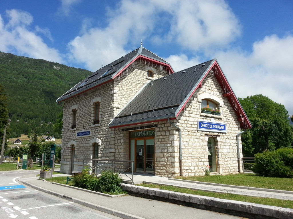 Office du tourisme de Lans-en-Vercors